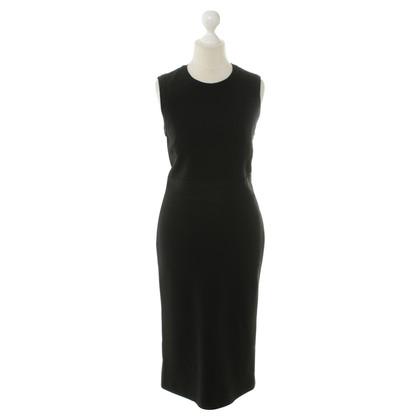 Joseph Tailliertes Kleid in Schwarz