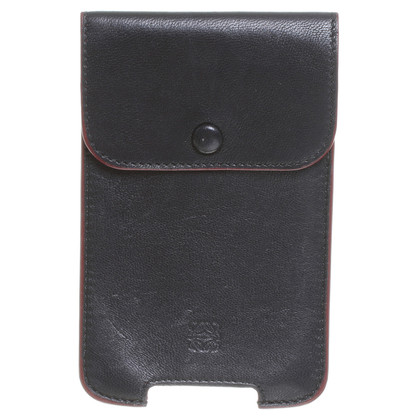 Loewe Cell phone cover in black