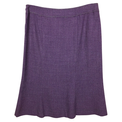Philosophy di Alberta Ferretti Wool Skirt