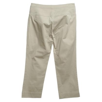 Max Mara pantaloni 3/4 beige