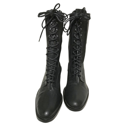 Ann Demeulemeester Boots with laces