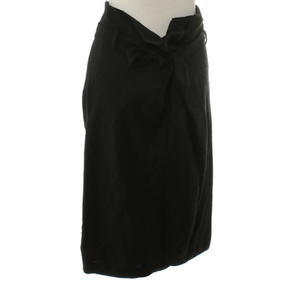 Max Mara skirt in black