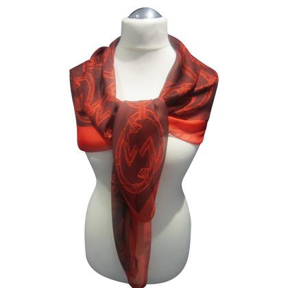Gucci sciarpe di seta