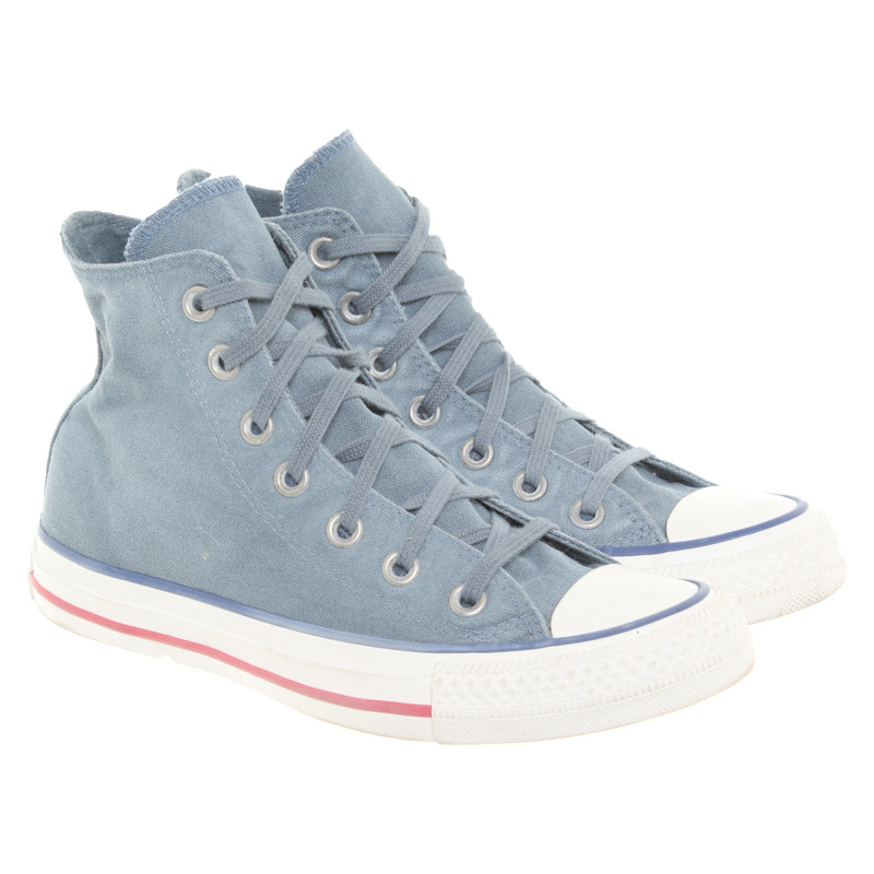Other Designer Converse sneakers in blue Second Hand Other
