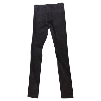 Sandro Suede pants