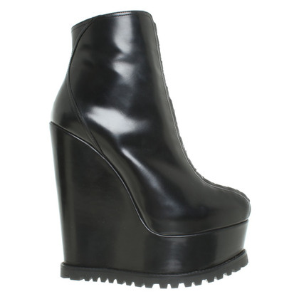 Alaïa Wedges in zwart
