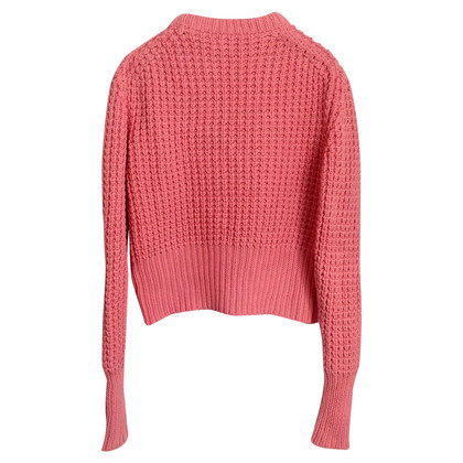 Acne Sweater in pink