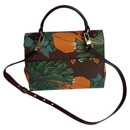 Coccinelle Bag with floral pattern