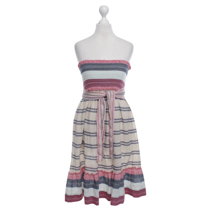 Juicy Couture Bandeau dress with pattern