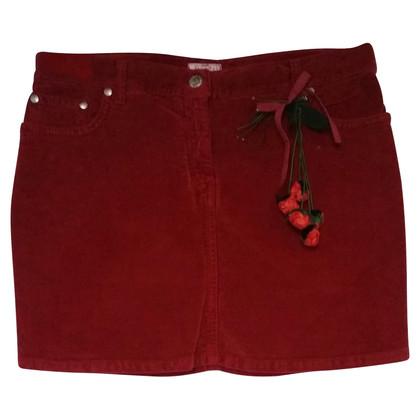 Blumarine mini-skirt