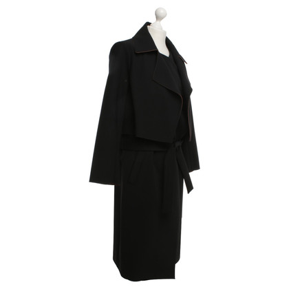 By Malene Birger Trenchcoat in zwart