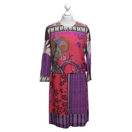 Etro Mehrfarbiges Kleid
