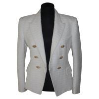 Balmain Blazer structured wool
