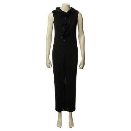 Fendi Black jumpsuit