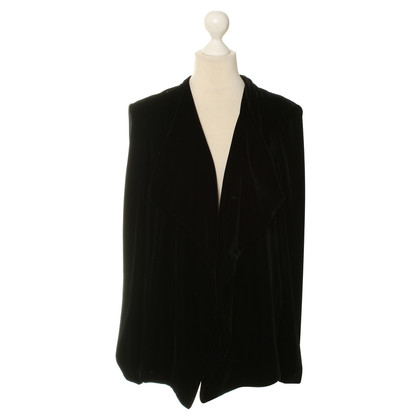 Hoss Intropia Blazer in nero