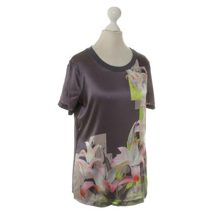 Marc Cain Shirt mit Blumenmuster