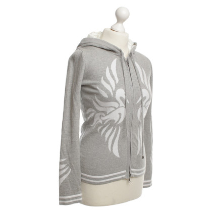 Bogner Cardigan in grey