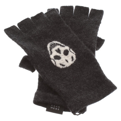Skull Cashmere Cashmere gloves