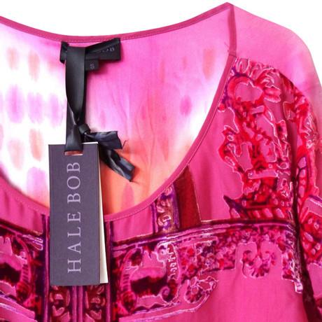 Webseite Zum Verkauf Hale Bob Kleid mit Seidenanteil Rosa / Pink Steckdose Mit Paypal 2W02ILV9v