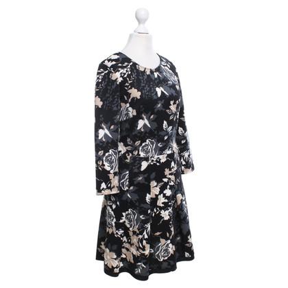 Patrizia Pepe Kleid mit floralem Print