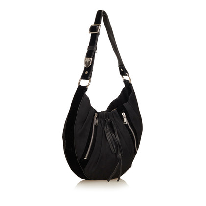 Yves Saint Laurent Classic Pleated Hobo