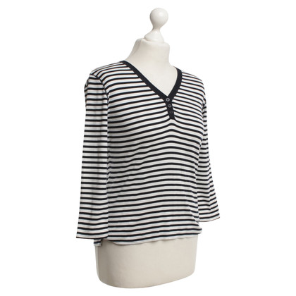 Max Mara top with striped pattern
