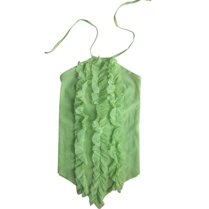 Plein Sud top in green