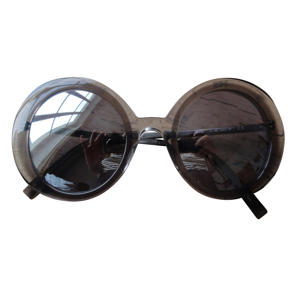 Jil Sander Mirrored sunglasses