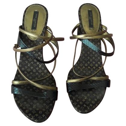 Louis Vuitton Reptile sandals