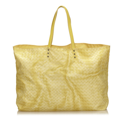 Bottega Veneta Intrecciolusion Tote Bag