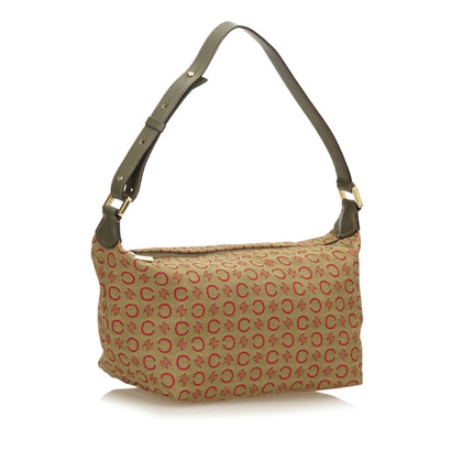 Céline Jacquard C Macadam Shoulder Bag