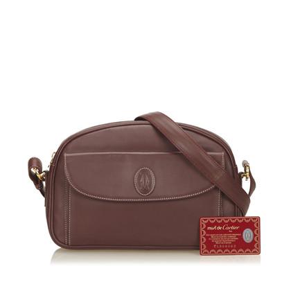 Cartier Must de Cartier Cross Body Bag