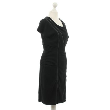 Andere merken Joana Danciu - jurk met ritsen