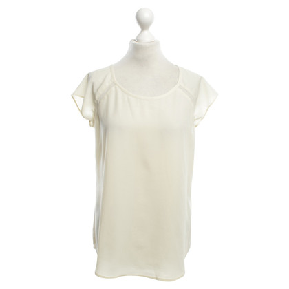 Maison Scotch Top in cream