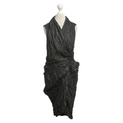 All Saints Dress in anthracite