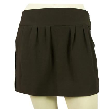 Chloé skirt in brown