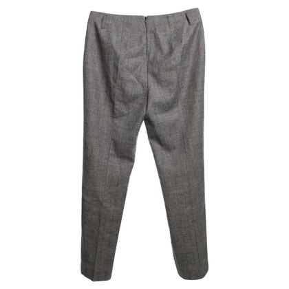Strenesse trousers with check pattern