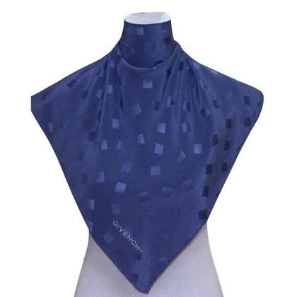Givenchy Foulard en soie avec motif