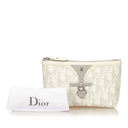 Christian Dior Logo Pouch