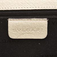 Bulgari Leather Shoulder Bag