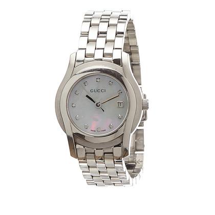 Gucci Diamond 5500L Watch