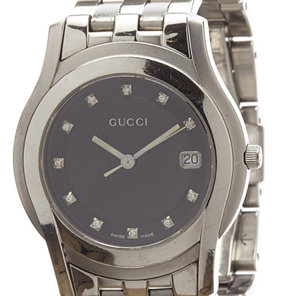 Gucci Diamond 5500L Uhr
