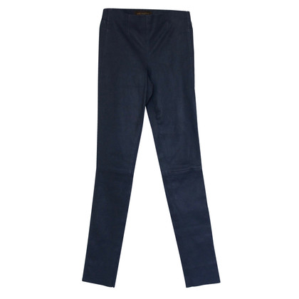 Louis Vuitton trousers in blue