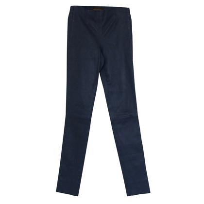 Louis Vuitton Pantaloni in Blue