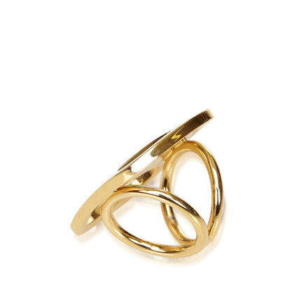 Salvatore Ferragamo Vara Schal Ring