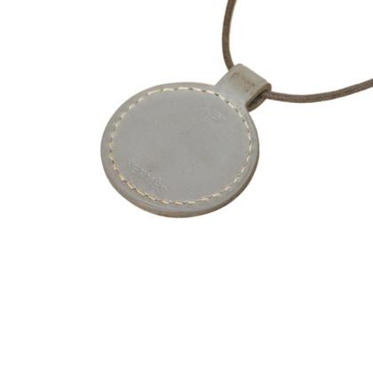 Hermès Cirkel Hanger Ketting
