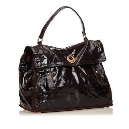 Yves Saint Laurent Patent Leather Muse Two