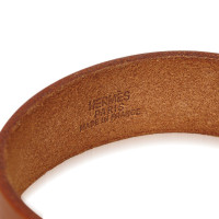 Hermès Leather Cuff