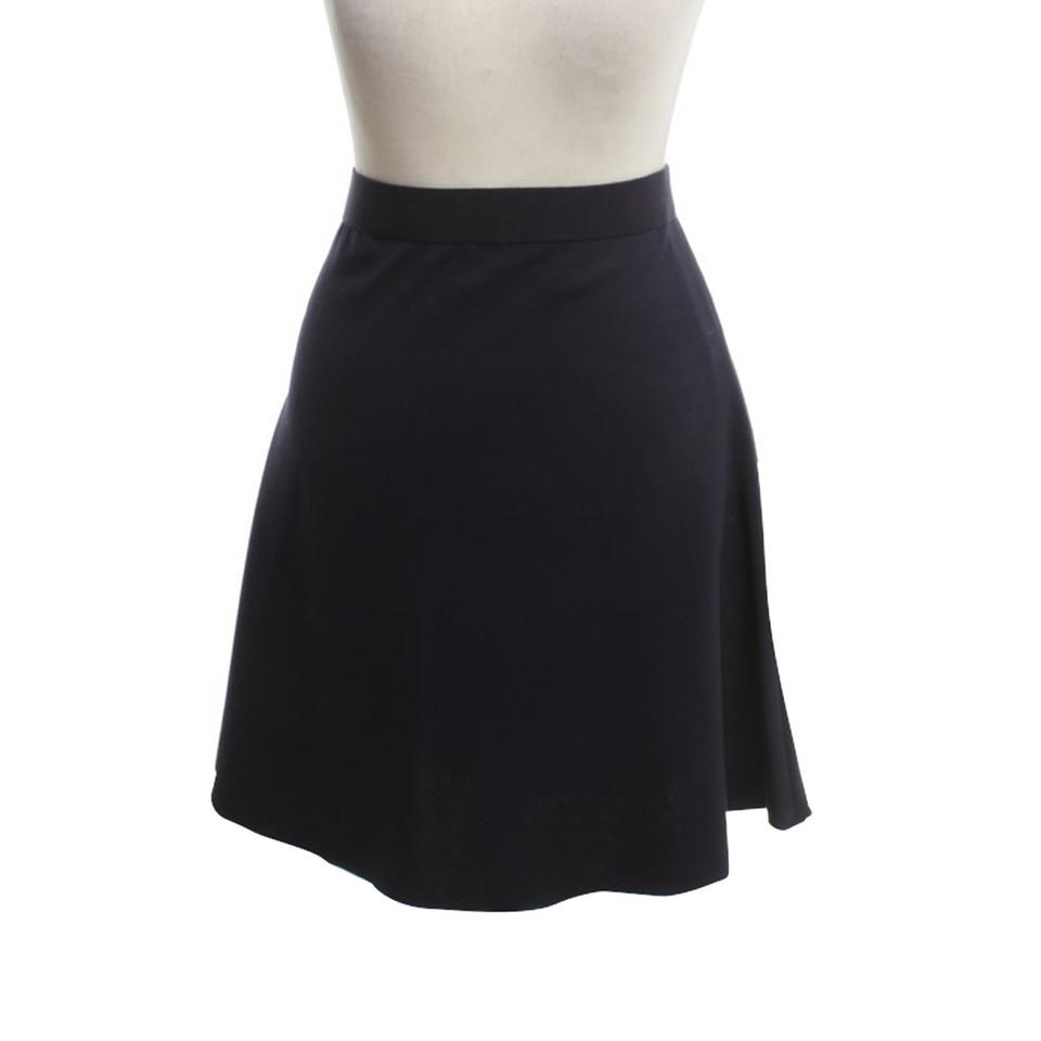 Ermanno Scervino skirt in dark blue
