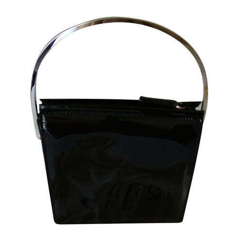 e4b44580d37 Gucci Handbag made of patent leather - Second Hand Gucci Handbag ...